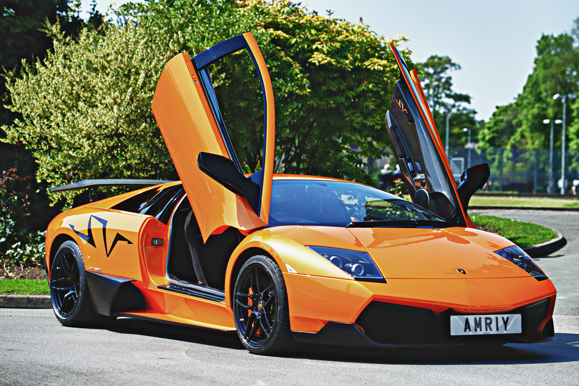Great Photoshoot With Enzo Prestige Cars In Yorkshire